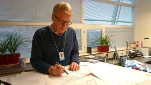 Tapio Koivu, vd för Heureka.
