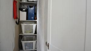 Sorteringsbehållare för avfall.