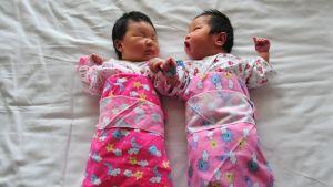 Kinesisk babypolitik.