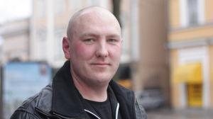 Niklas Isaksson, ordförande för Sunnanbergs Hem och Skola