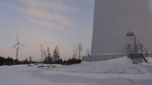 Vindkraftverk i Märynummi