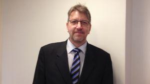 Specialpsykolog Pekka Räsänen vid Niilo Mäki-institutet