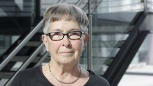 Parasitolog Margaretha Gustafsson