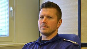 Kommissarie Freddie Cederlund