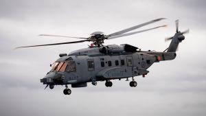 Militärhelikopter Sikorsky CH-148 Cyclone från Kanadas försvarsmakt.