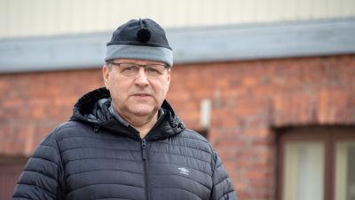 2edb76363 Leif Ekholm var brandmästare under den hotfulla cisternbranden i ...