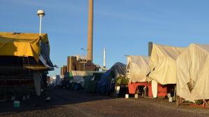 vinterförvaring av båt, finno båthamn