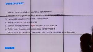 Bild av rekommendationer för Borgå stad.