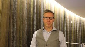 författaren Johan Höglund