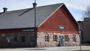Karaija i Ingå kyrkby.
