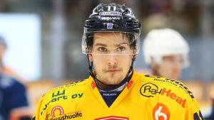 Tarmo Reunanen spelade förra säsongen i Lukko.