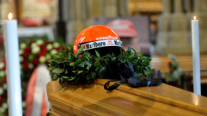 Niki Laudas kista.