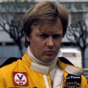 Ronnie Peterson i Monaco i maj 1978.