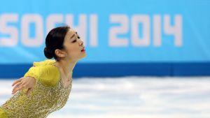 Yuna Kim, OS 2014