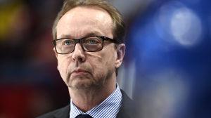 Chefstränare, ishockey, Sverige