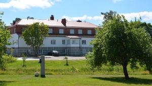 Restaurang Hjalmars i Korpo.