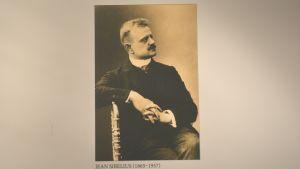 Fotografi av Jean Sibelius.