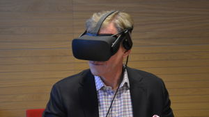 3D har blivit en tillgång för Citec säger vd Johan Westermarck.
