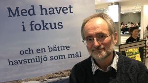 Sture Hansson, professor i ekologi vid Stockholms universitet.