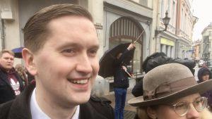 Jaak Madison blir antagligen minister i Estlands nästa regering.