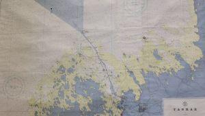 Karta över var Wellamo finns