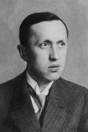 Kirjailija Karel Capek