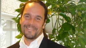 Fredrik Karlström är en av Vegas sommarpratare 2015