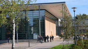 Pääskytien koulu i Borgå