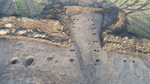 Villiönsuvannon muinaisjäännöksiä Kokemäellä