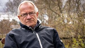 Sjöfartsprofessor Peter Wetterstein