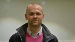 Profilbild på Anders Levin.
