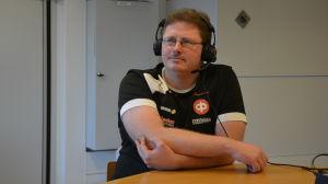 Glenn Lignell i Sportmåndag 16.3.2015