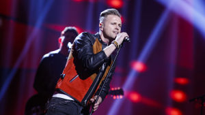 Nicky Byrne representerar Irland i Eurovisionen 2016.
