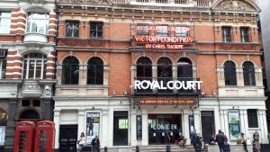 Royal Court teatern i London.