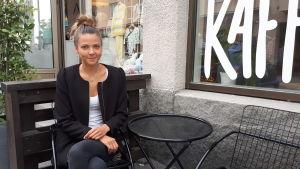 Emma Pasanen.