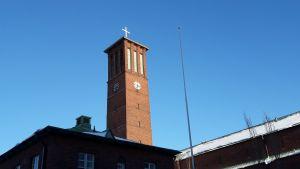 Pauluskyrkan i Helsingfors.