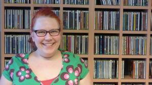 Kati Källman sköter om 4Hs matskola i Korsholm
