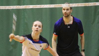 Svenska segrar i badminton vm