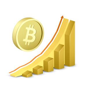 Priset på Bitcoin har stigit rejält under 2017.