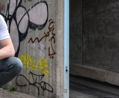 Porr grafitti