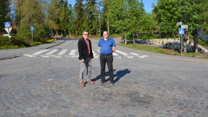 Kjell Herberts och Kenth Nedergård
