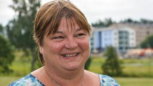Carola Juselius, assistent för sibbo kommuns ledning