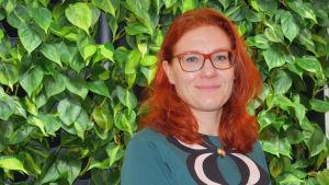 Direktören vid FFC Annika Rönni-Pällinen
