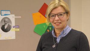 Pia Boström.
