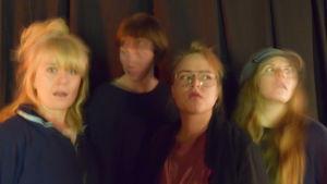 Sonja Ahlfors, Sara Grotenfelt, Piia Peltola, Joanna Wingren