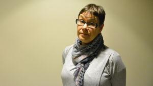 Lärare i huslig ekonomi Helena Juselius