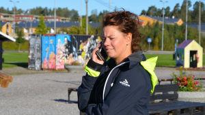 Kulturproducent Katarina Broas