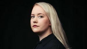 MOT:n toimittaja Kati Pehkonen.