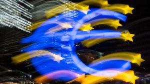Europeiska centralbanken.