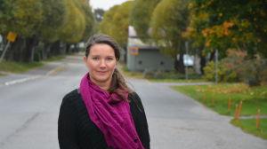 Anne Salovaara-Kero från Fri från droger